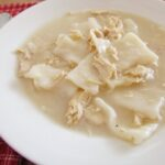 Chicken n' Dumplins is one of The Blue Plate daily specials
